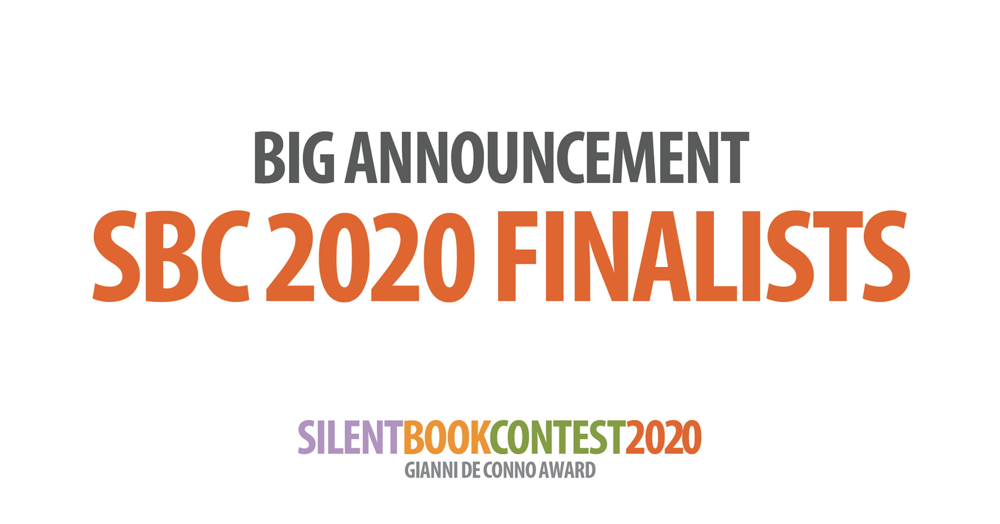 silent book contest